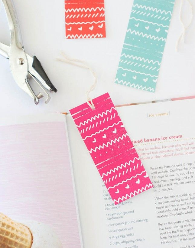 10 creative bookmarks to diy yourself solutioingenieria Image collections