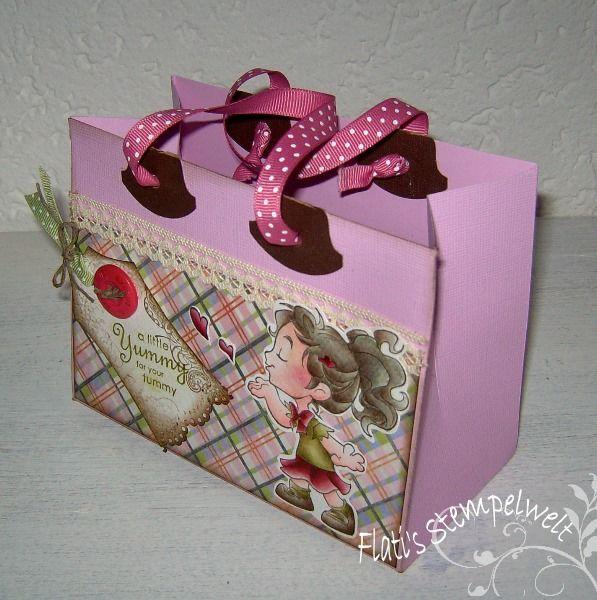 Whiff of Joy - Tutorials & Inspiration: Geschenktasche / Giftbag