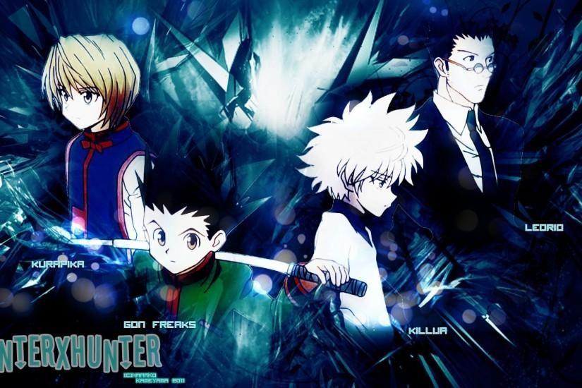 Hunter X Hunter Wallpaper Hd Quality Hunter X Hunter Anime Wallpaper Anime
