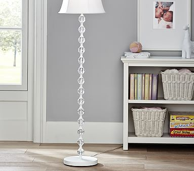 Pottery barn kids stacked crystal floor base shipping to ca