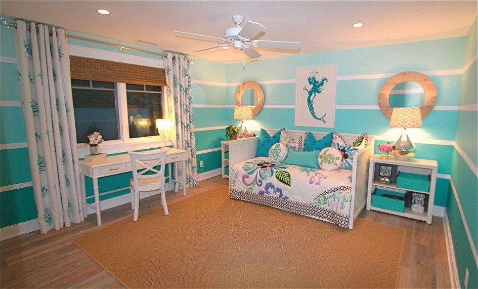 Ocean Themed Living Room Decorating Ideas