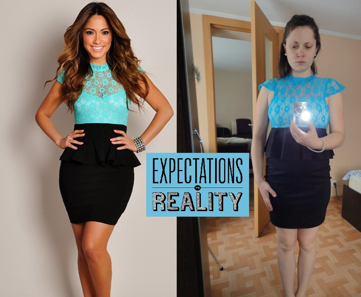 Aliexpress: expectation and reality (photo)