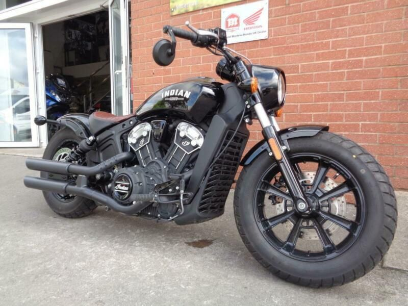 INDIAN SCOUT BOBBER | Custom Motorcycles For Sale In United