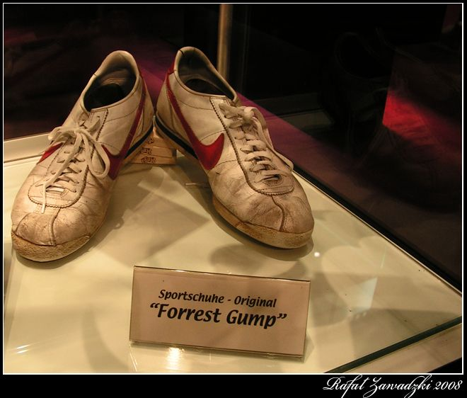Forrest gump Shoes by woiownik on deviantART