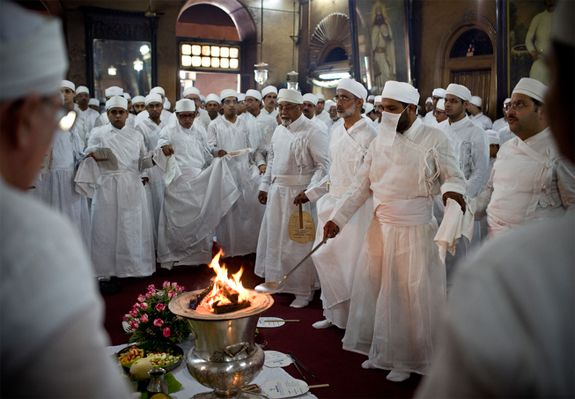 Image result for farsi fire priests
