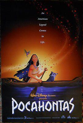 Original Disney Movie Posters