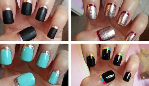 Nail Art Designs For Kids Step By Step Nail Art Pinterest