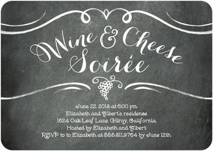 Wine And Cheese Party Invitations Is One Of Best Ideas Which Can Be