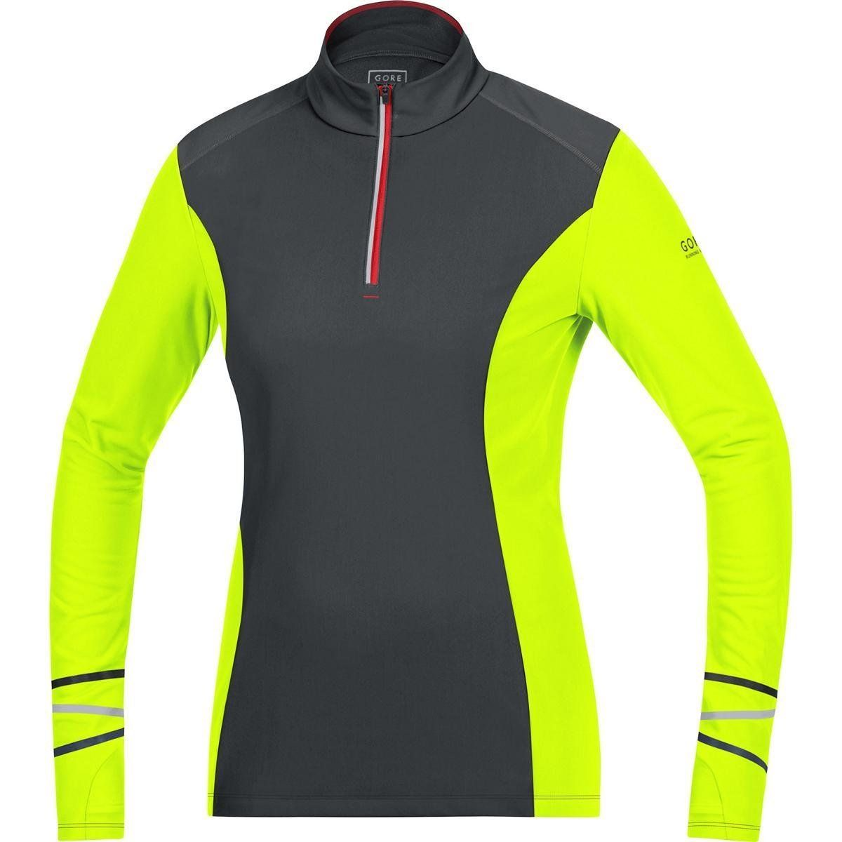 Warmer Damen Thermo-Langarm-Lauf-Jersey für die ambitionierte Läuferin http://amzn.to/2hOHxVO #Thermo #damen #läuferin