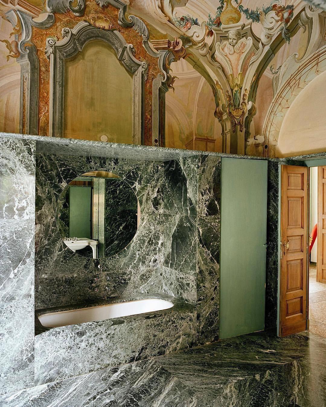 Image Result For Villa Des Alyscamps Bathroom Google Bathroom Remodel Images Bedroom Decor Dark Green Marble Bathroom