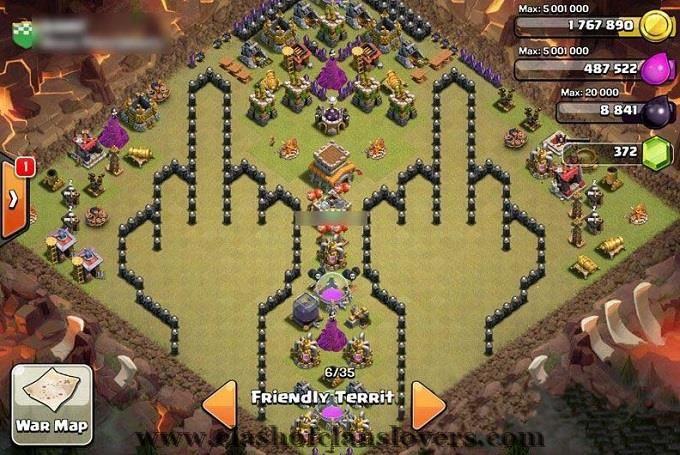Top Best Ever Funny Clash of Clans Bases! #cocbases #cocbaseslayouts  #cocfunnybases #coclovers #clashof… | Clash of clans game, Clash of clash,  Clash of clans hack