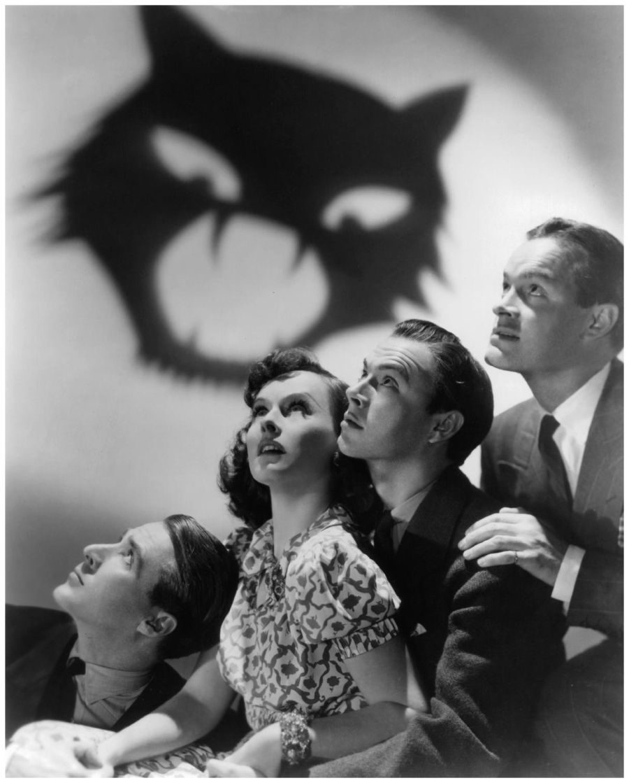 the cat and the canary 1939