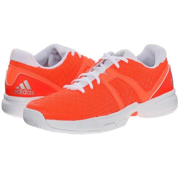 adidas Sonic Allegra (Solar Red/Silver Metallic/White) Women's Shoes ($58