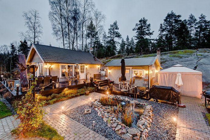 Trädgård - Brottby
