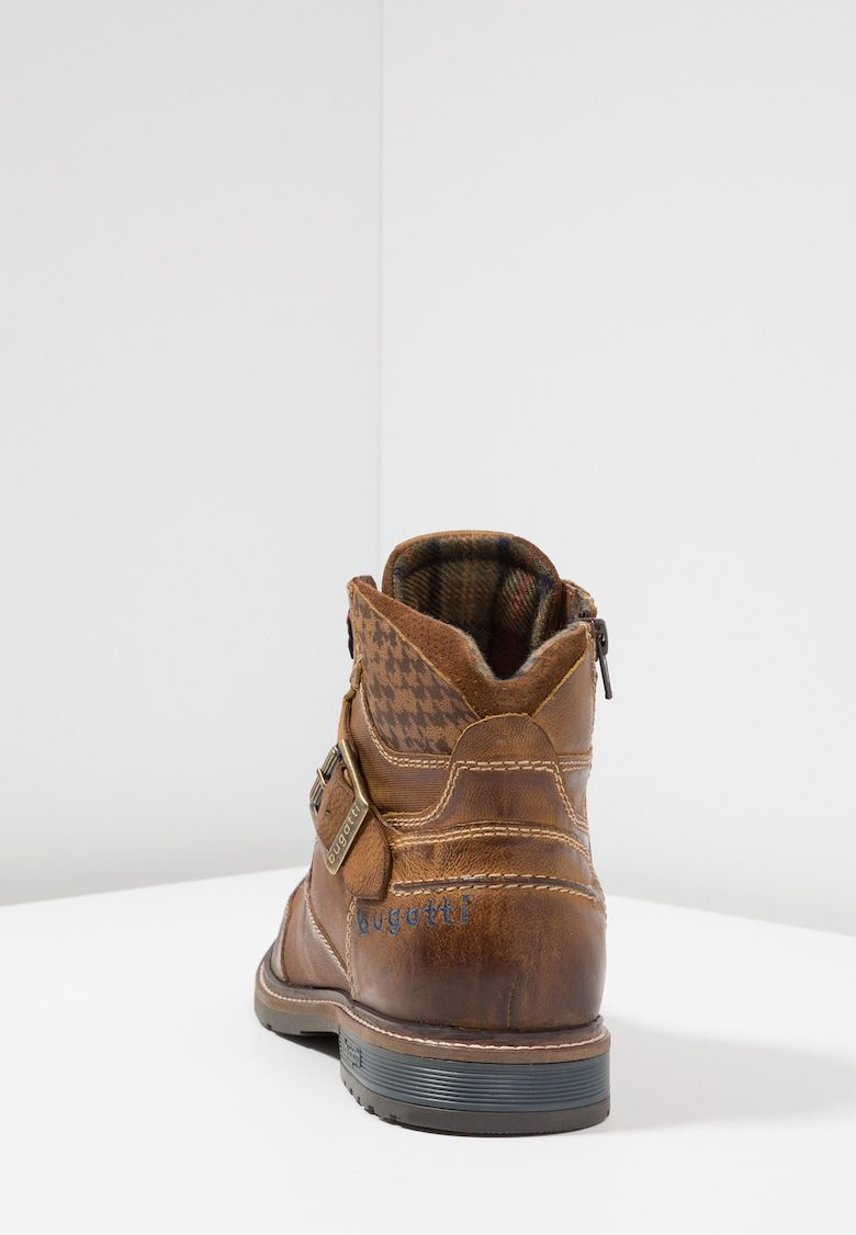 new product 6e749 317be Lace-up ankle boots - cognac | Shoes in 2019 | Boots, Lace ...