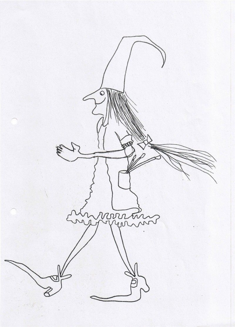 Zilly, die Zauberin | The little witch | Pinterest | Kindergarten