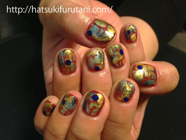 The work of nail art by hatsuki furutani, a Tokyo based manicurist  http://hatsukifurutani.com/   http://instagram.com/hatsukifurutani#  http://ams-ebisu-place.blogspot.jp/  http://hatsukifurutani.tumblr.com/ http://www.pinterest.com/hatsukifurutani/  #nail, #nails, #nailart, #naildesign, #beauty, #makeup, #fashion, #art, #nailaddict, #polish, #manicure, #manicurist, #creepy, #weired
