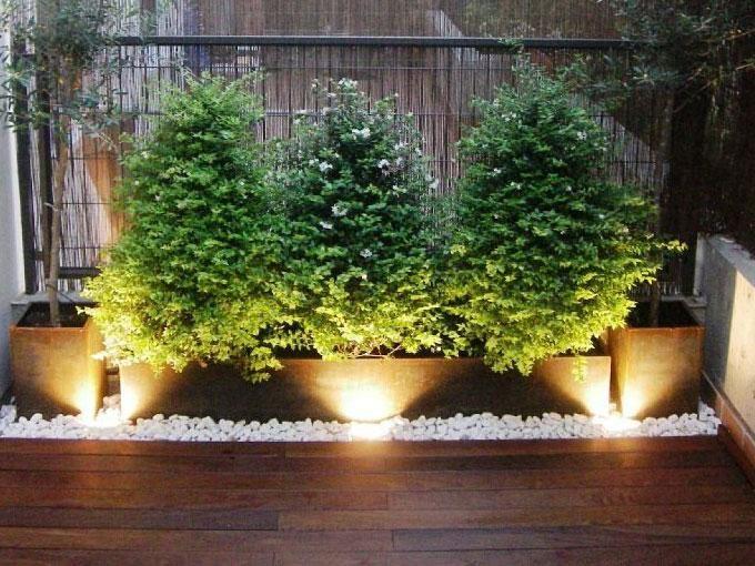 10 ideas para decorar un patio muy peque o jardin - Decorar un patio interior ...