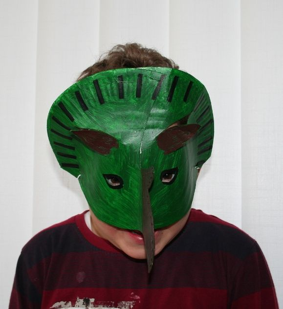 masque dino activités joris pinterest dinosaures