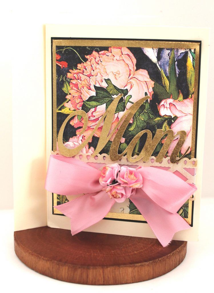 Mother's Day Gifts with Graphic 45 Floral Shoppe