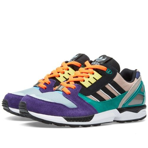 Adidas ZX 8000 (Dust Pearl & Core Black)