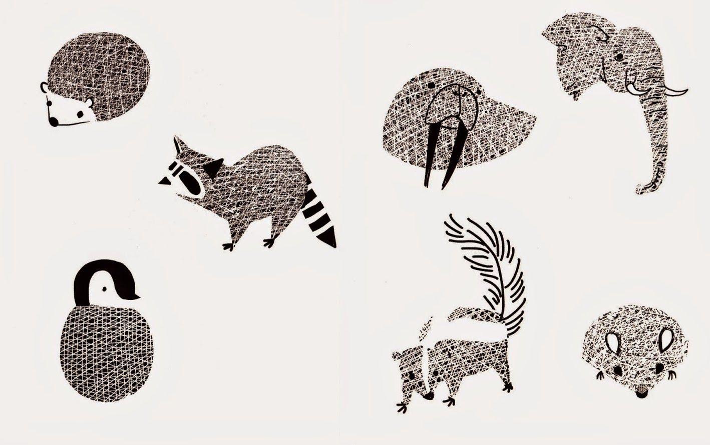 Line Drawing Hedgehog : Raccoon drawing google search spirit animal