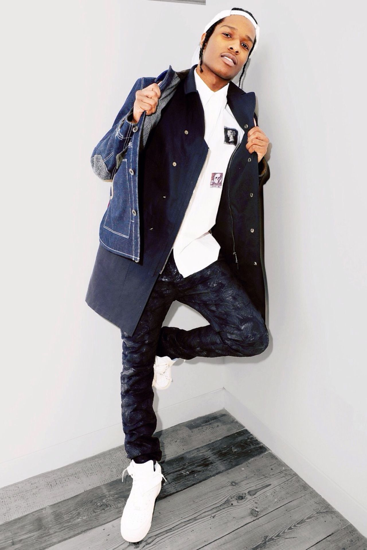 A$AP Rocky: Photo. Asap Rocky Fashion KillaStylePretty FlackoOutfit ...