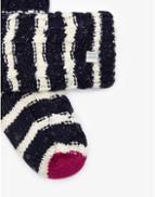 Toastie socks for toasty toes!