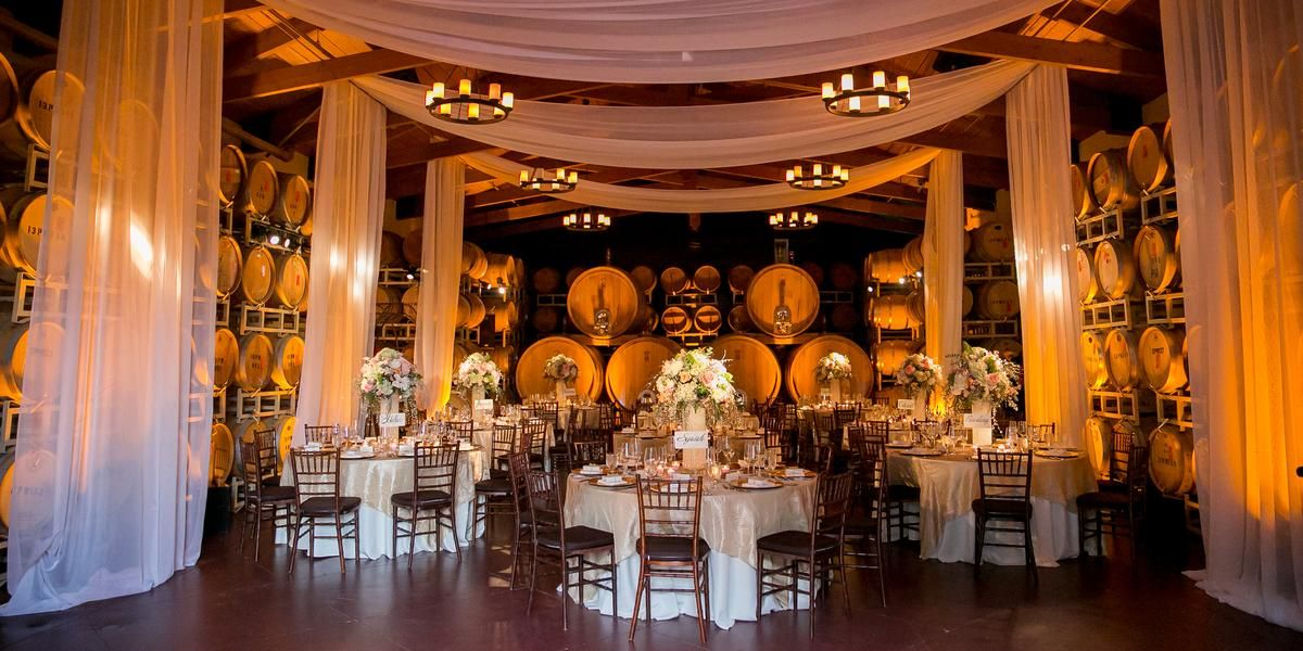 Ponte Winery Weddings Get Prices for San Diego Wedding