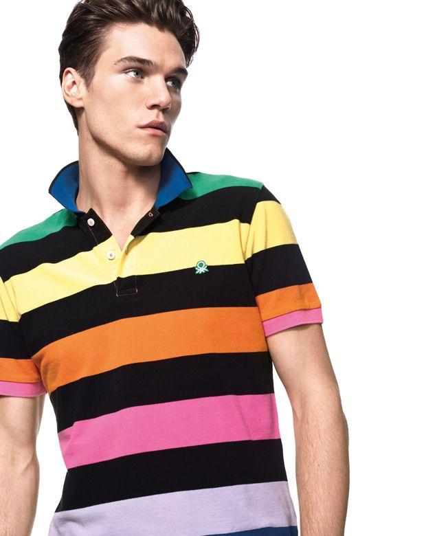 United Colors of Benetton Polo Uomo