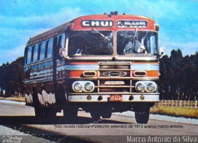 Ônibus da empresa Carrocerias Eliziário, carro 00, carroceria Eliziário Bicampeão, chassi Mercedes-Benz LP-321. Foto na cidade de Porto Alegre-RS por Marco Antonio da Silva, publicada em 15/11/2013 09:19:18.