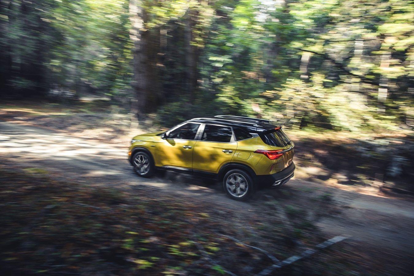 Kia deslumbra en Los Angeles con la presentación del SUV