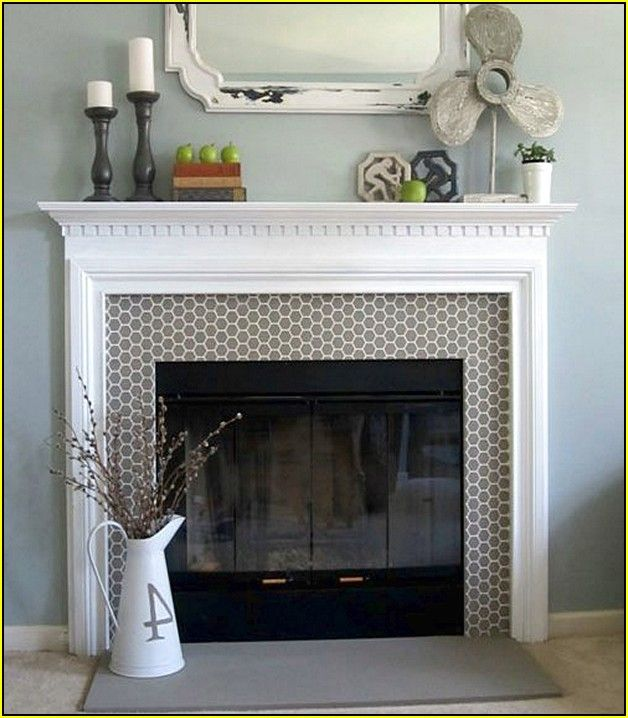 Tile Fireplace Surround Designs Fireplace Tile Surround
