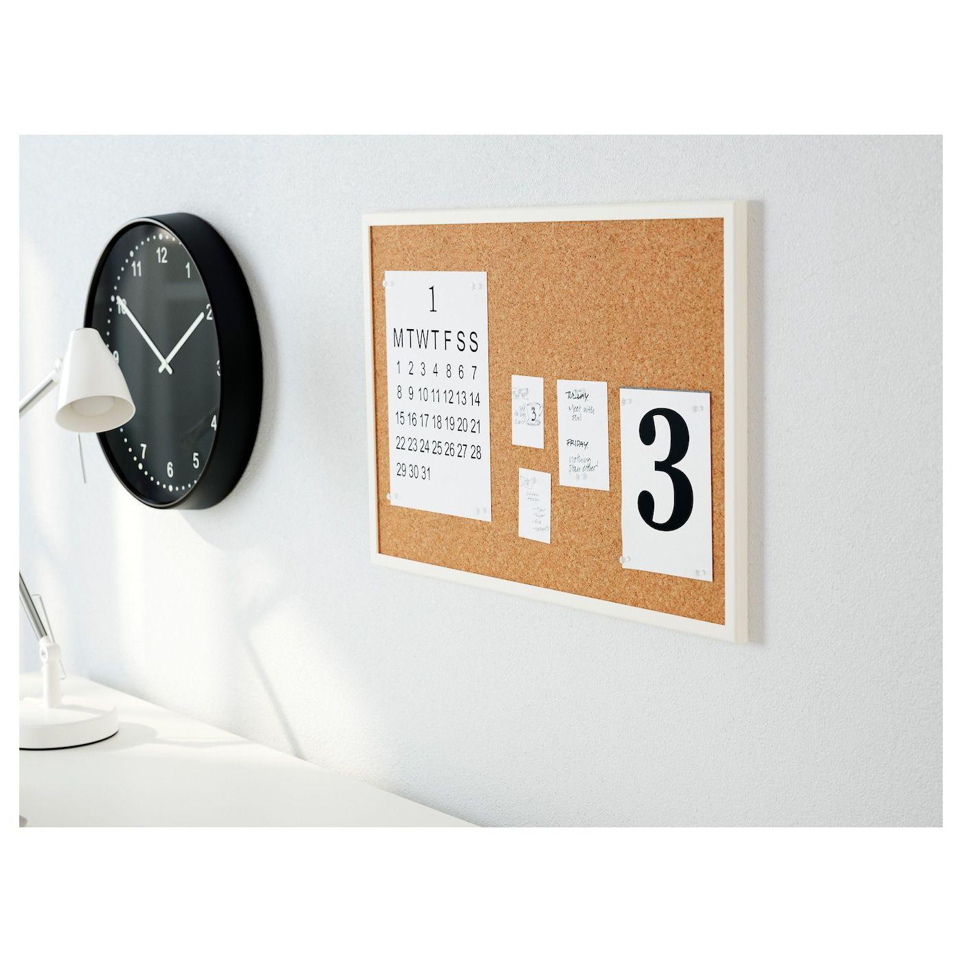 Ikea Mobler Inredning Och Inspiration Tableau Affichage Tableau Liege Panneau Liege