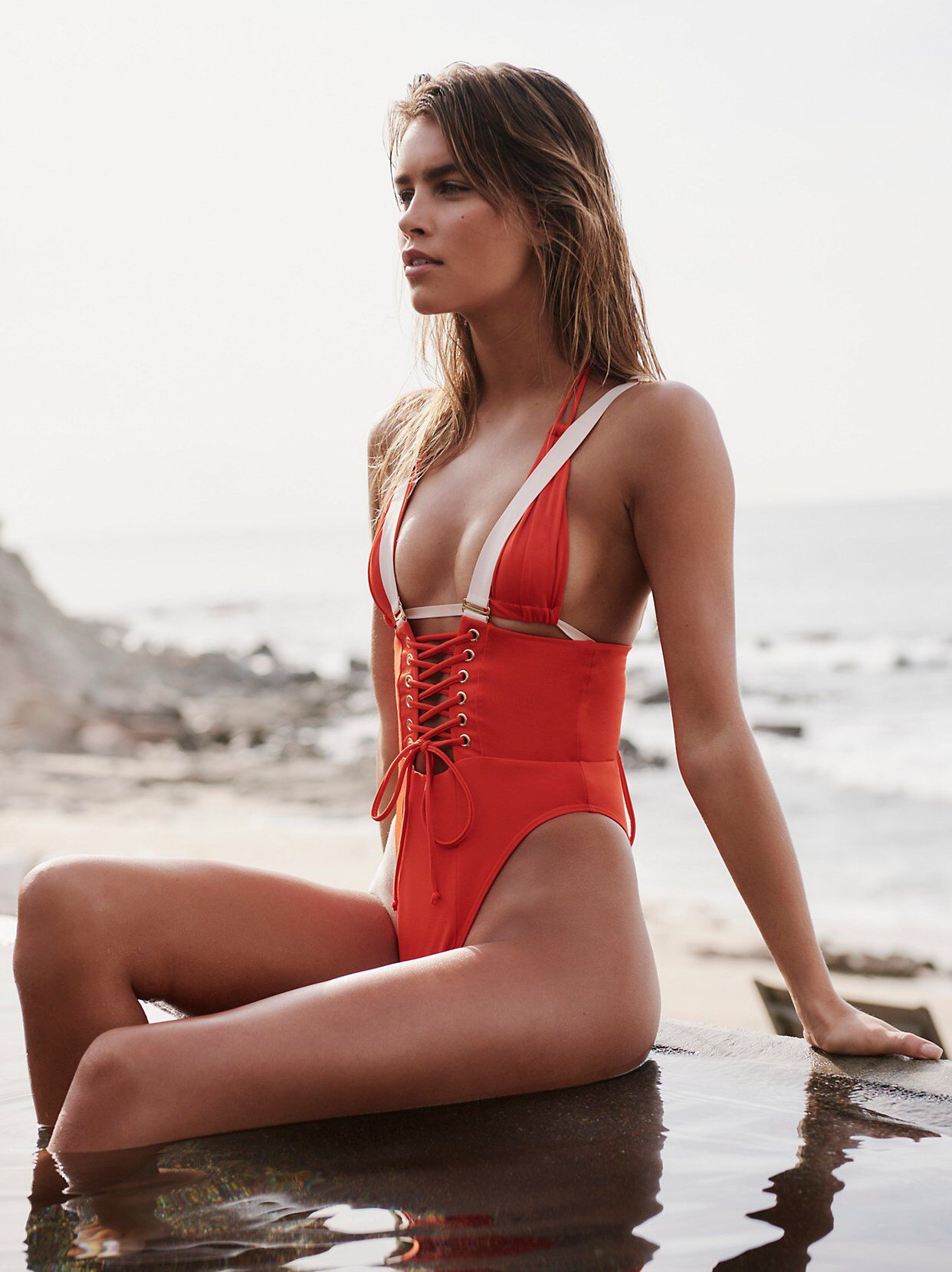 Get Waisted One-Piece Swimsuit from Free People ...