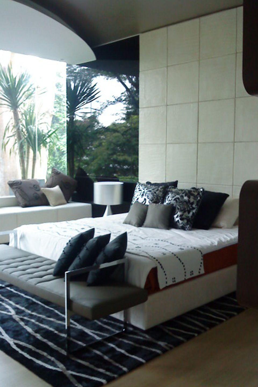 royal interior modern masculine bedroom contemporary on home interior design bedroom id=69942