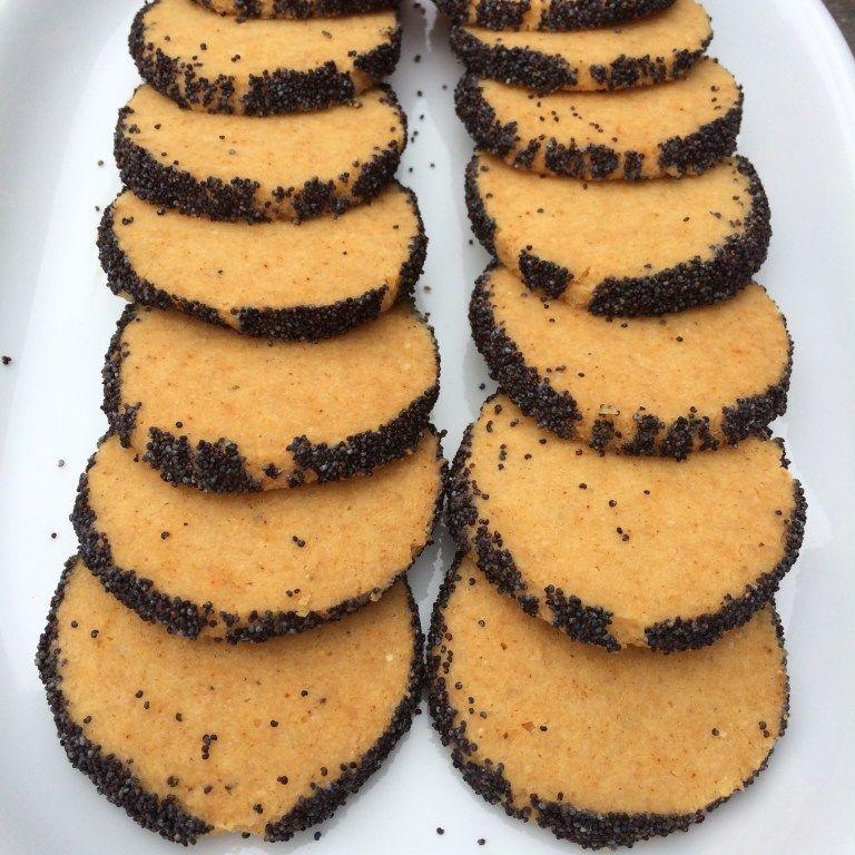 Parmesan Cookies - @Culyzaar #koudehapjes