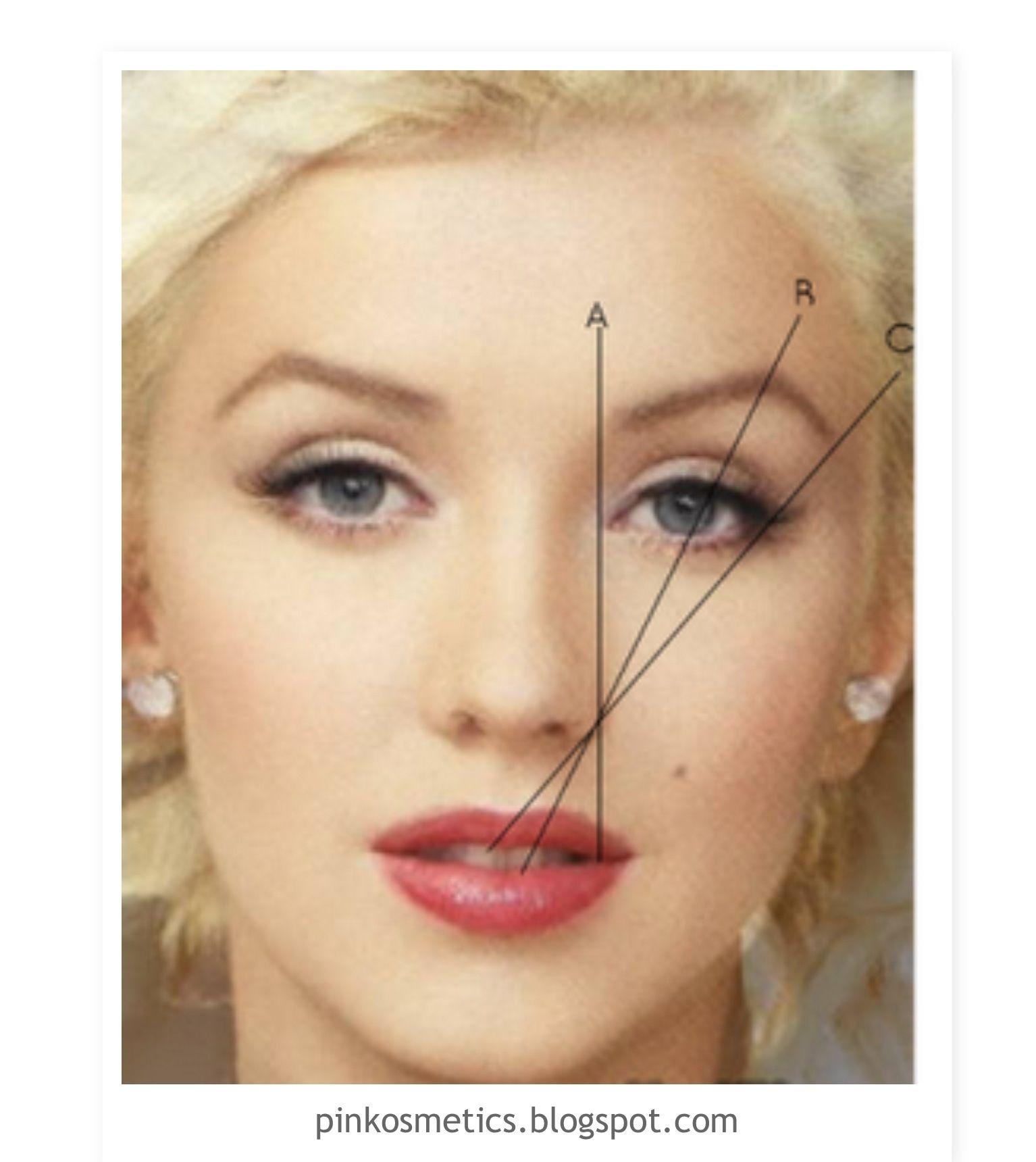 Augenbrauen Make up Tutorials: Wie man Perfekte Augenbrauen #perfecteyebrows