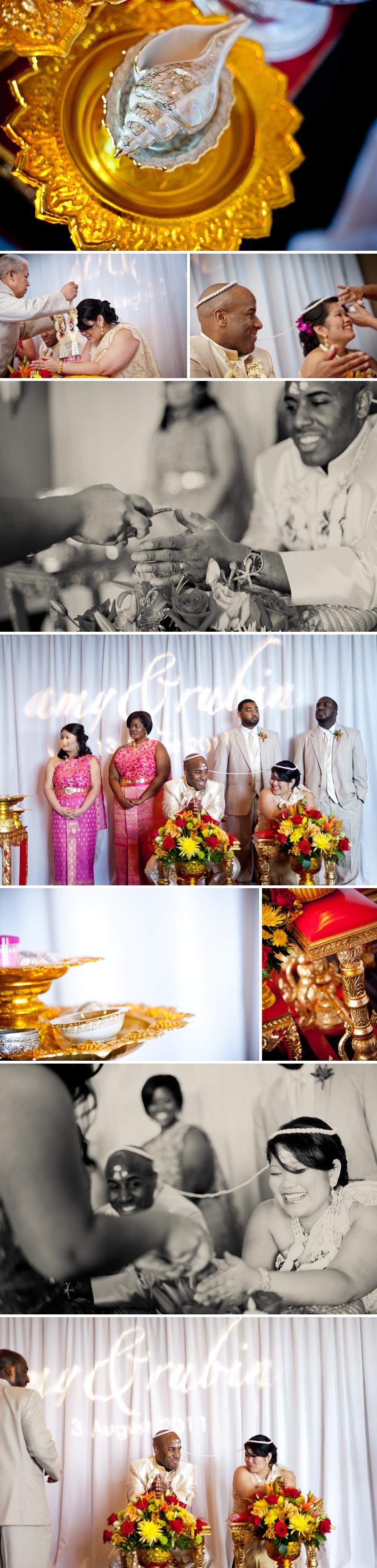 RA KC Kansas City MO Wedding Photographers Thai African American