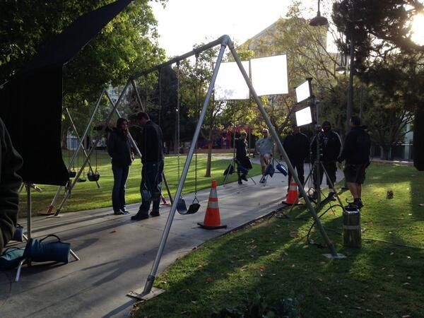 AndrewBikichky: The Swing Set Ep622 #Castle