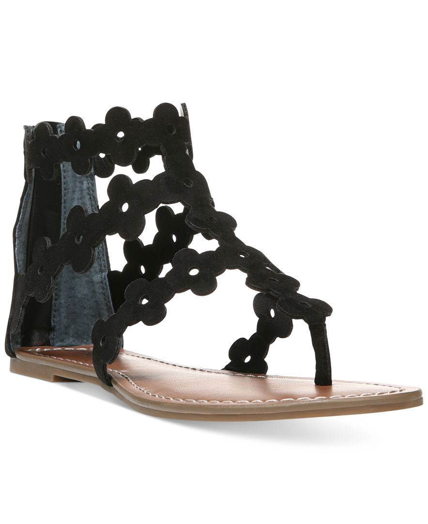 Womens Sandals CARLOS by Carlos Santana Finesse Black