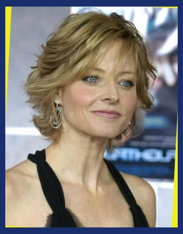 Image Result For Jodie Foster Haircut Light Summer Pinterest