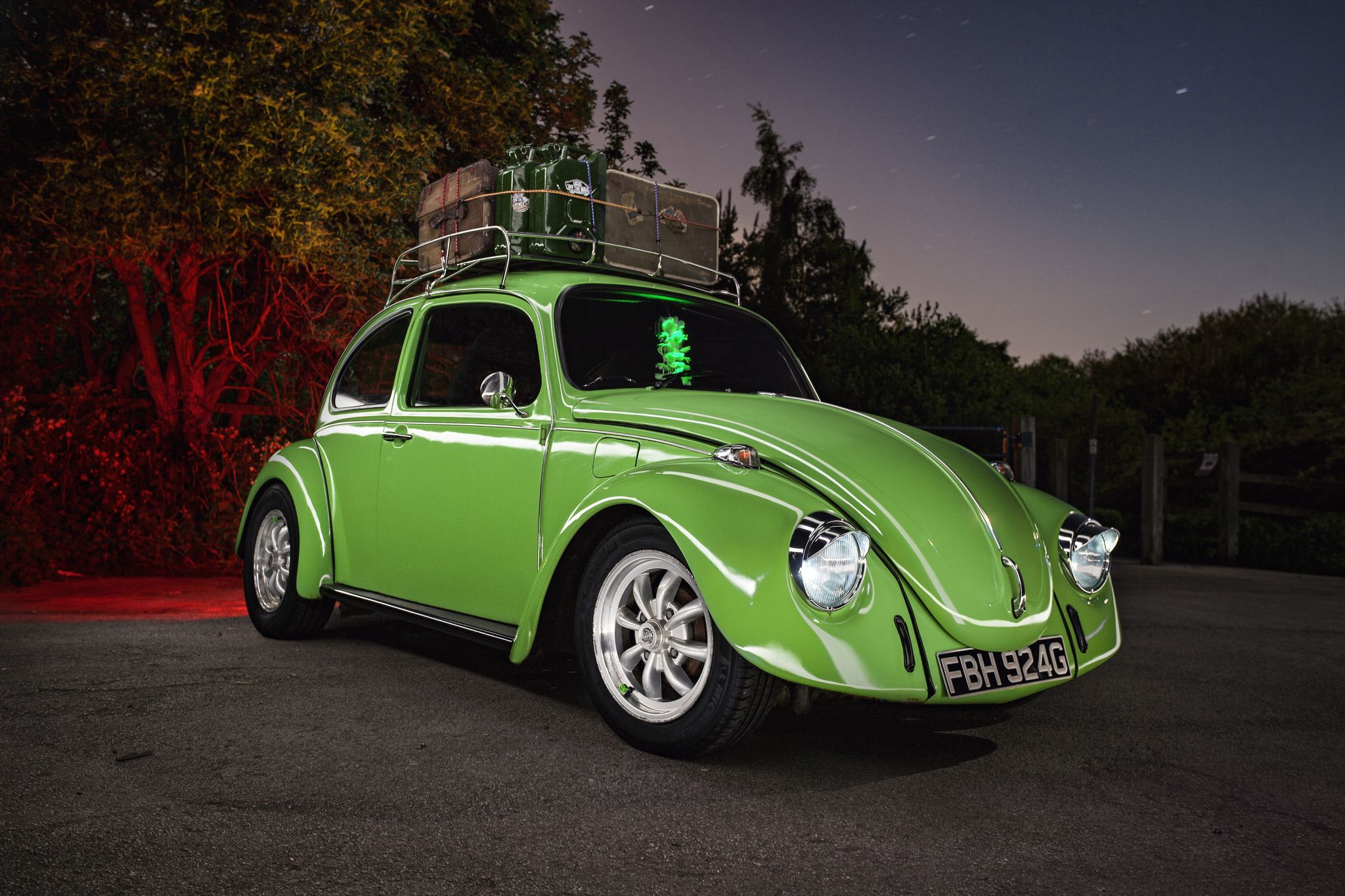 1968 Vw Beetle Vw Beetles Roof Rack Beetle