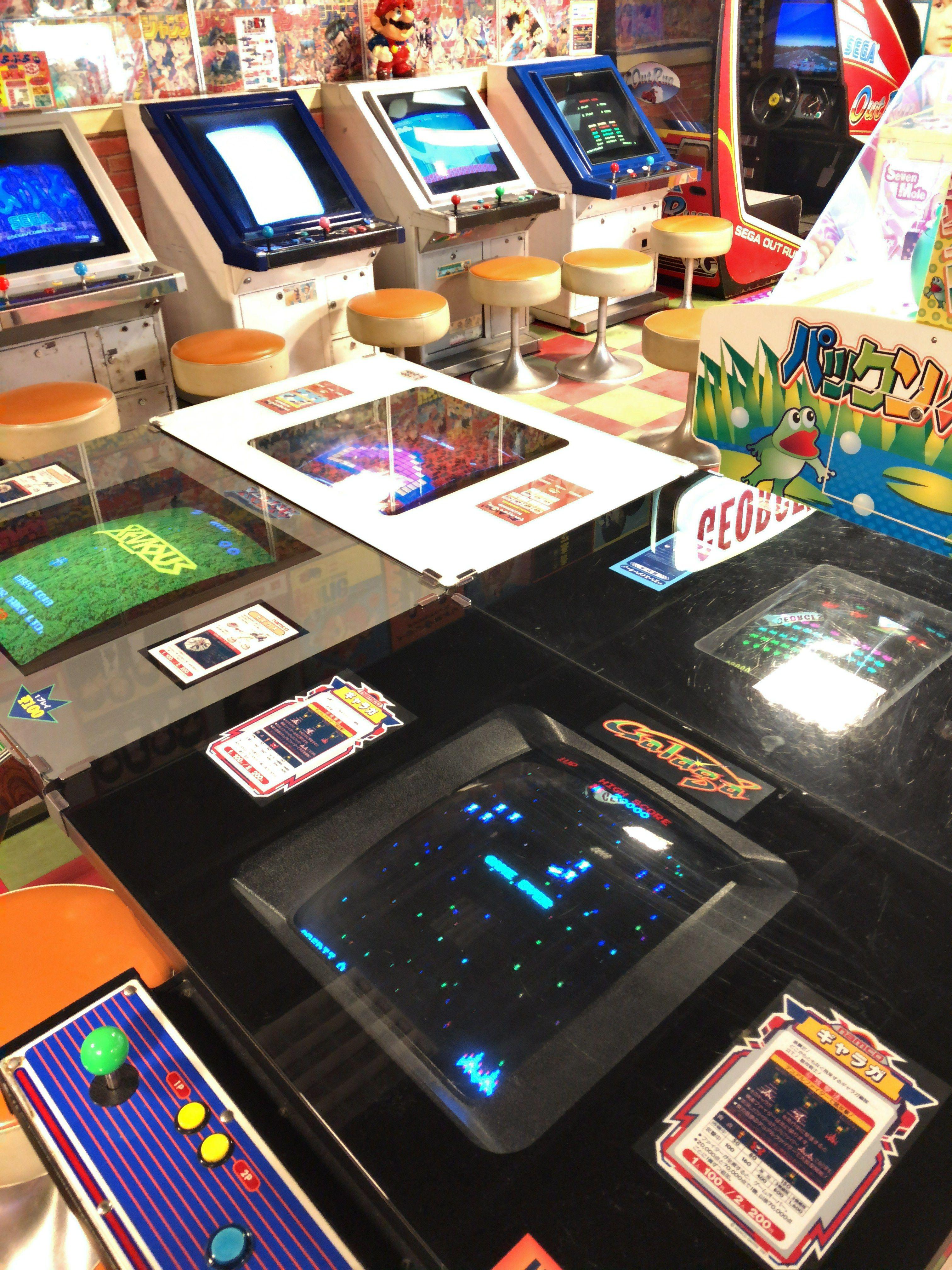Pin by jason seymour on arcade machines Arcade, Retro