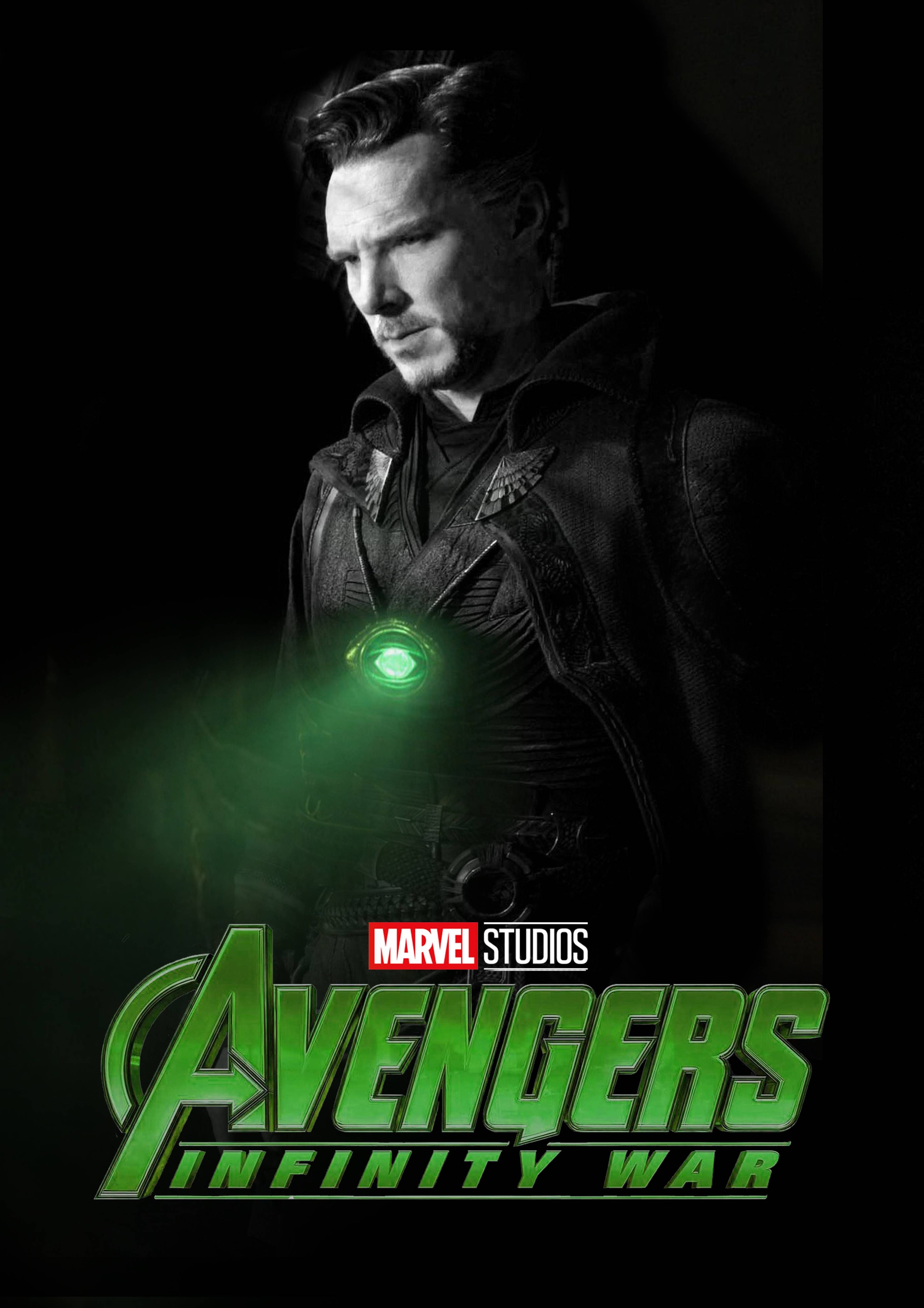 Avengers Infinity War One Sheet Poster New Maxi Size 36 x 24 Inch