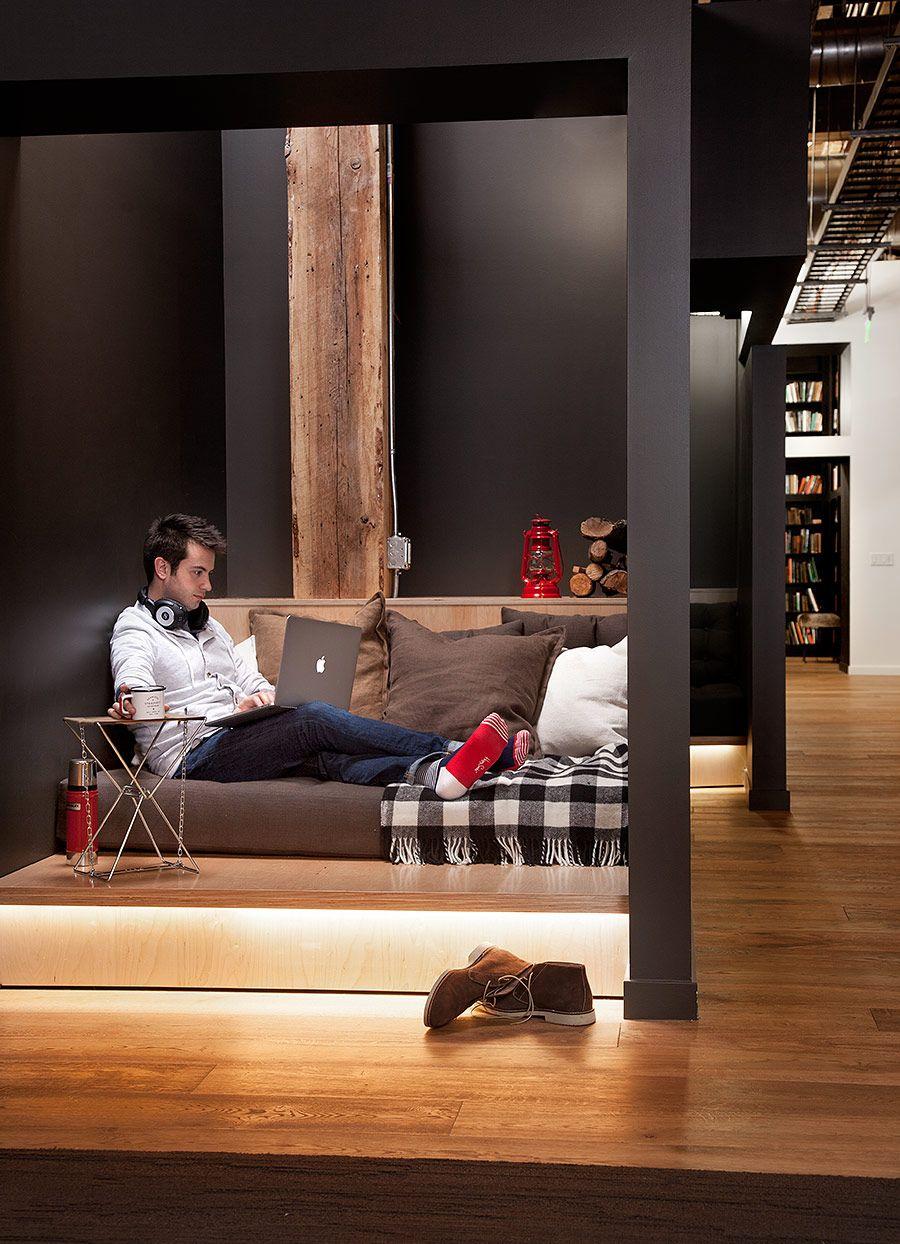 Inside Github S San Francisco Headquarters Small Room Design