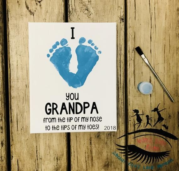 20 Fathers Day Gifts for Grandpa From Baby - Unique Gifter