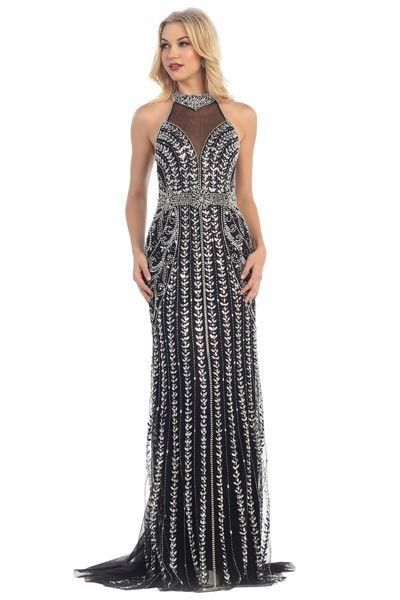 JGOTIT Galaxy Pageant Prom & Bridal Dress $440