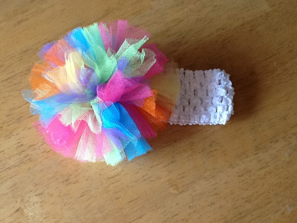 Best 25 Tulle Headband Ideas On Pinterest Diy Tulle
