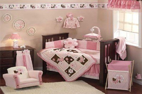 Décoration chambre bébé fille Mixe Pinterest Décoration